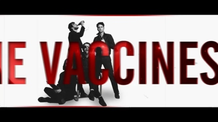 The Vaccines Pre roll